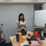 日中韓国際貿易促進協会主催勉強会